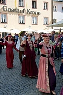 2014-09-06 Festumzüge in Füssen, Bavaria, Germany