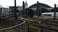 Cologne - Köln, Intercity-Express